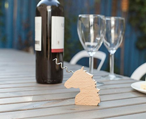unicorn Corkscrews and Bottle Stoppers for Hipsters Who Love Wine