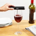 Portable Single-Glass Wine Aerators photo