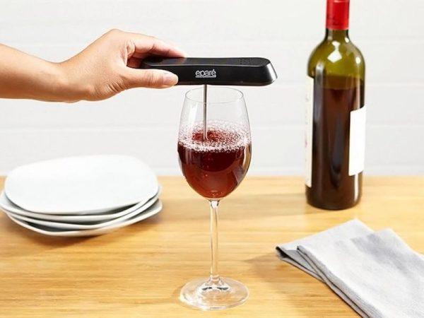 Portable Single-Glass Wine Aerators photo