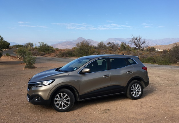 Crossover Journey: 24 Hours In Worcester With A Renault Kadjar Xp photo