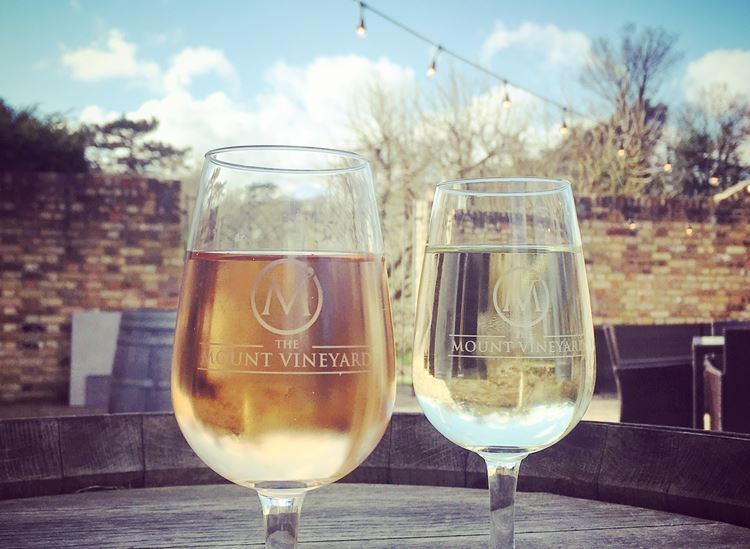 Kent: English Wine Week With Vineyards Including Hush Heath, Chapel Down, The Mount And Biddenden photo