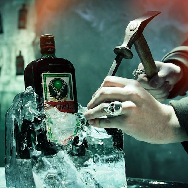 Was That An Ad For Jägermeister Or Hostel? photo