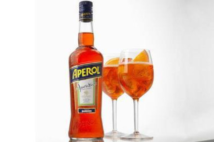Gruppo Campari's Q1 2017 Results By Region, Brand photo