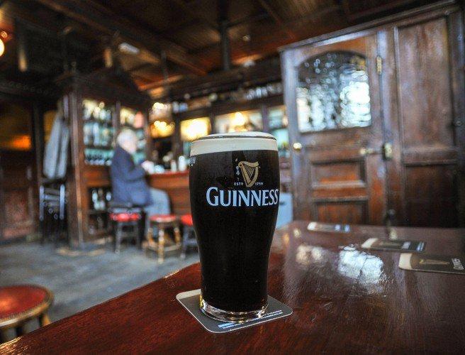 My Gutless, My Guinness, As Irish Stout Goes Vegan photo