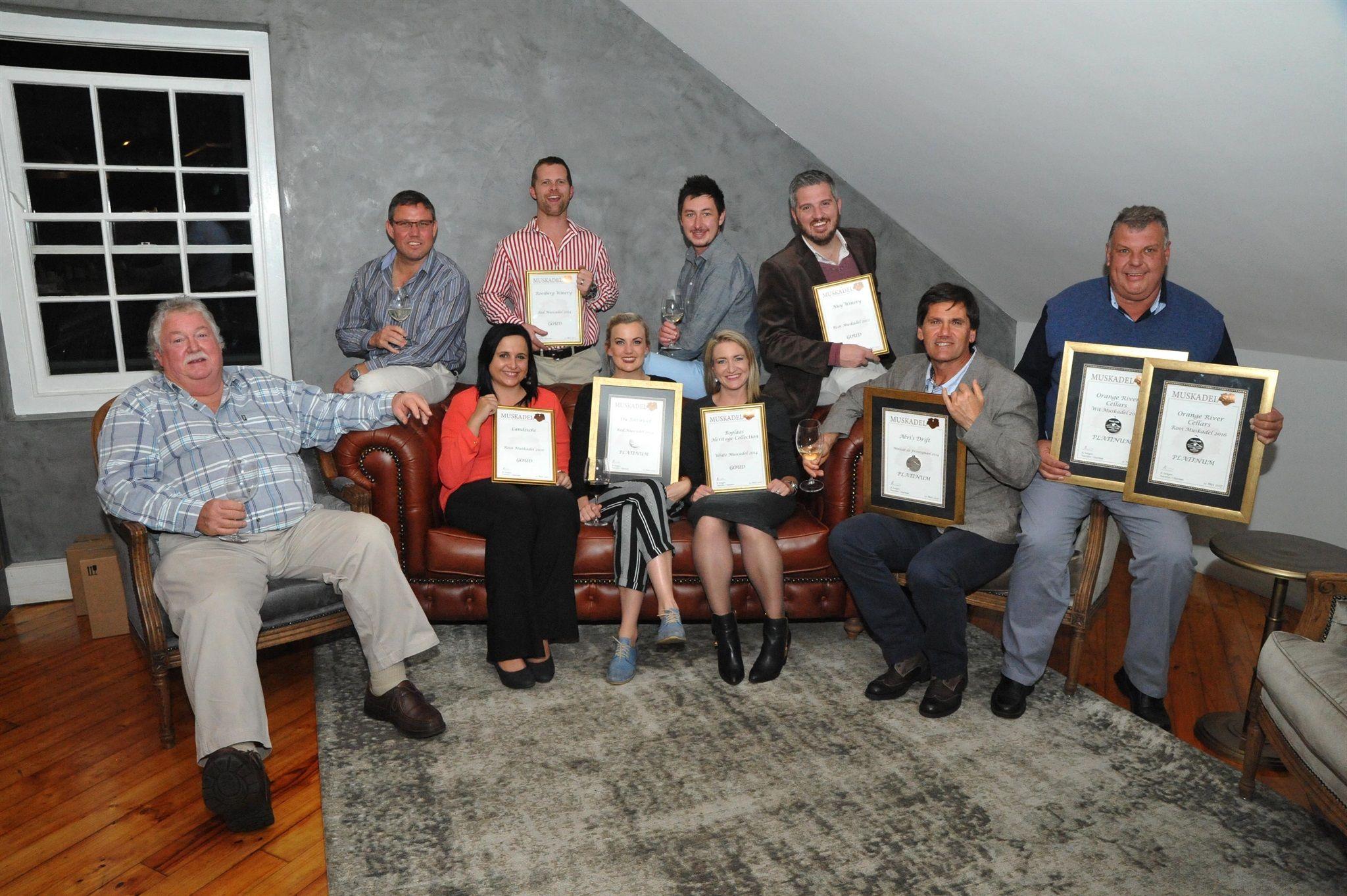 Winners Of Muskadel Sa Awards 2017 Announced photo