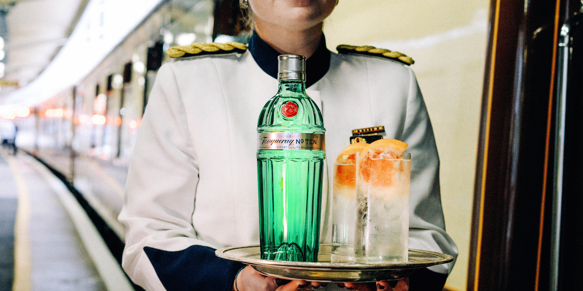 A Gin Train Is Pulling Into Town To Take You On A Magically Boozy Experience photo