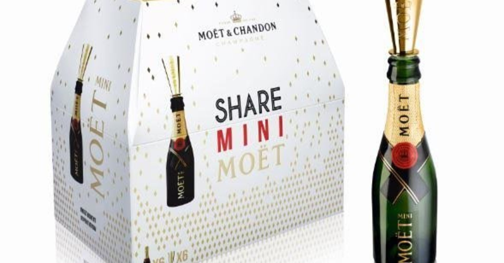 There Are Six-packs Of Champagne Now photo