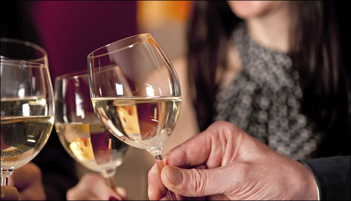 Ladies, Take Note! Drinking A Glass Of Wine, Other Alcohol Daily May Up Breast Cancer Risk photo