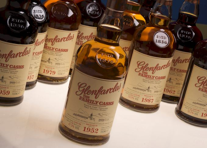 Glenfarclas The Family Casks: 10 Years On photo
