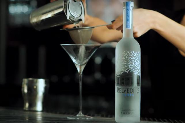 Kbs Picks Up Belvedere Vodka's Global Creative Account photo
