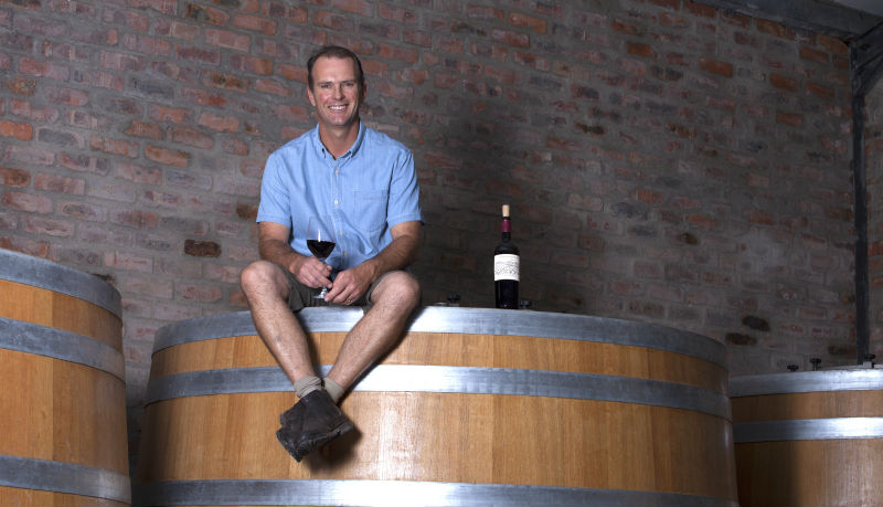 David Finlayson Is Surfing The Wave Of Wine At His Estate photo