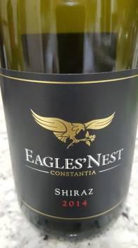 Eagles' Nest Shiraz 2014 photo