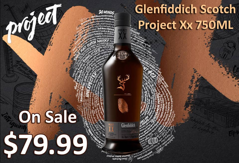 Glenfiddich Scotch Project Xx 750ML photo