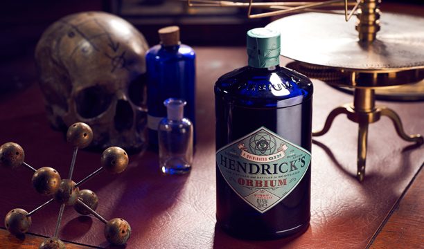 Hendrick's Intros Orbium Brand Extension photo