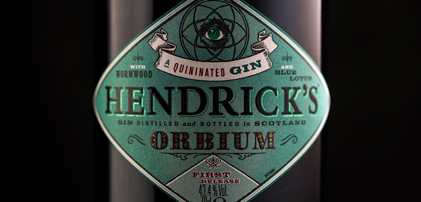 Hendrick's Gin Launches Orbium photo