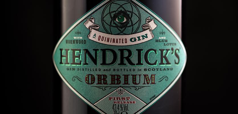 Hendrick's Gin Launches Orbium photo