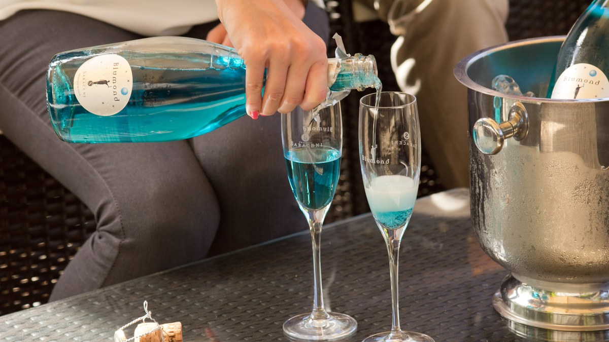 Mermaid Prosecco Is Here, Proving The Trend Will Never Die photo