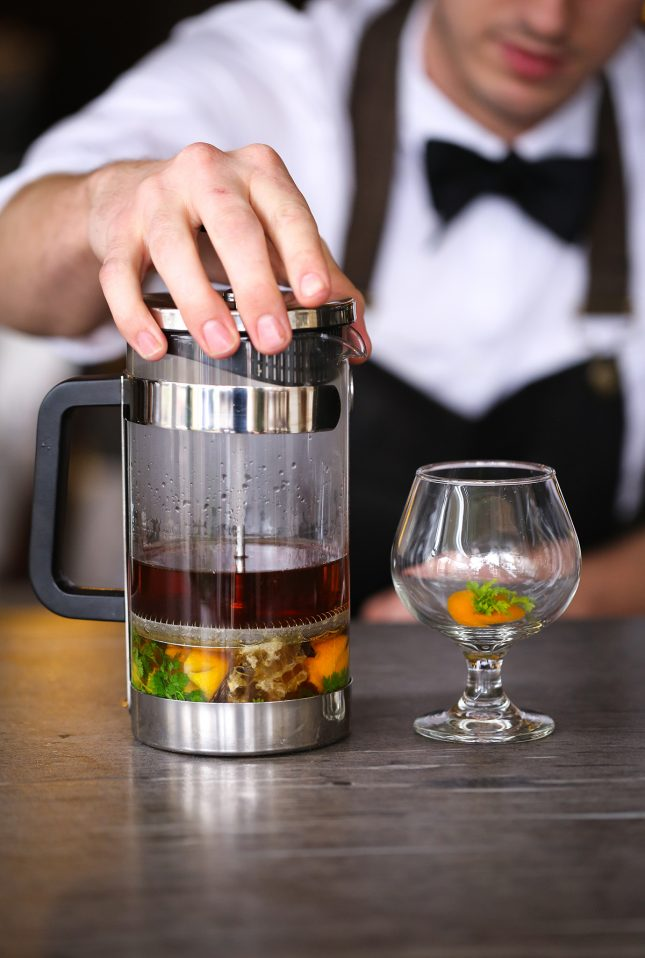 This New Cocktail Trend Is Going To Change The Way You Make Drinks photo