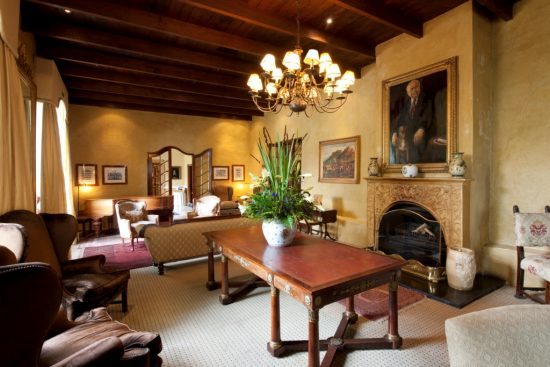 Lanzerac Craven Lounge e1495461395314 25 Things to do at Lanzerac Estate in 25 Hours