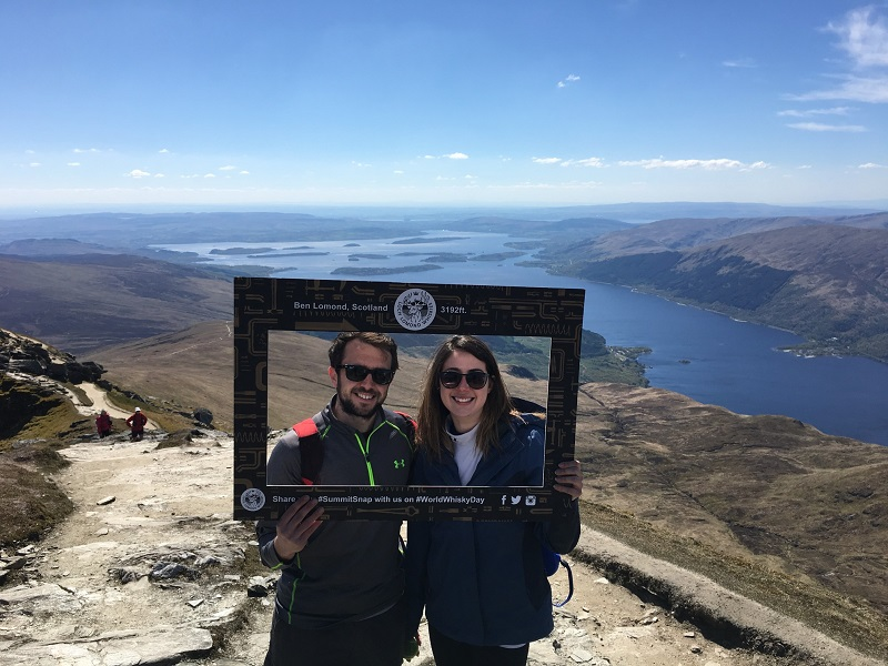Single Malt Whisky Announced That They Will Be Taking Over Iconic Summits In Scotland photo