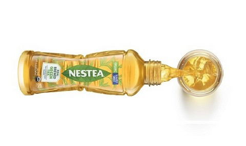 Nestea Scales Up New Brand Identity With ?less Is More? Campaign photo