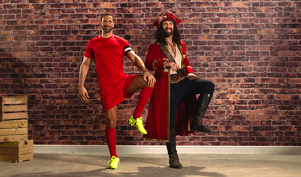 Rio Ferdinand Stars In Captain Morgan Campaign photo