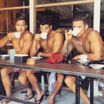 These 10 Guys Drinking Coffee Are Hotter Than Any Morning Joe photo