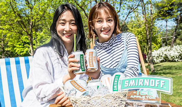 Smirnoff Launches Korea-exclusive Rtd photo