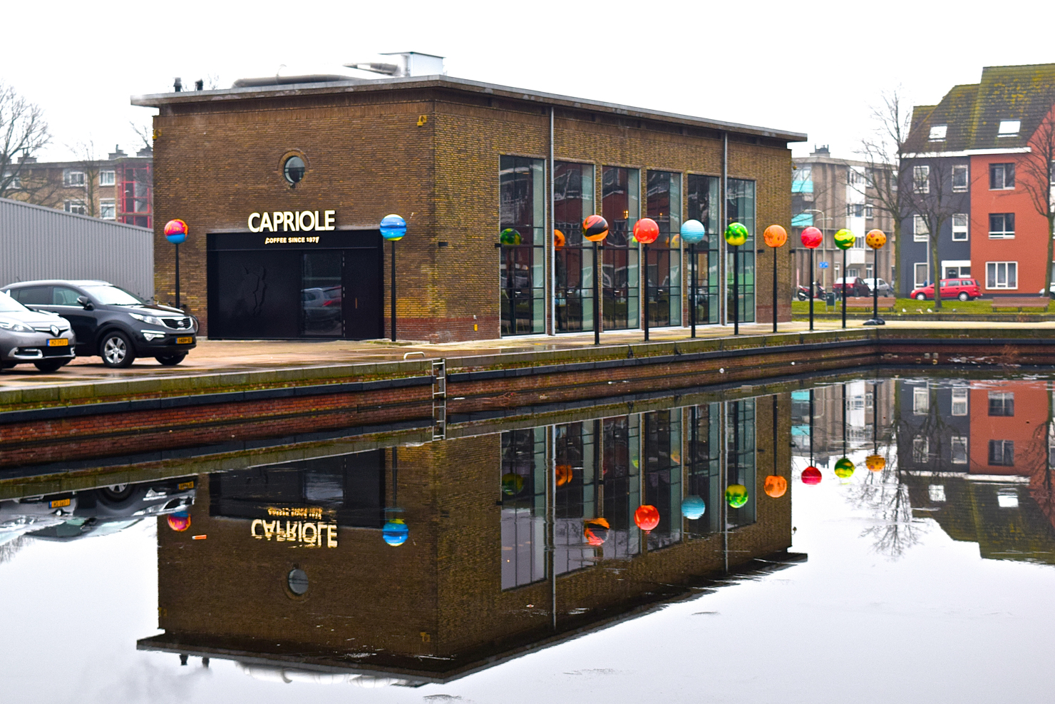In The Hague, Capriole Café Goes From Supplier To Coffee Shop photo