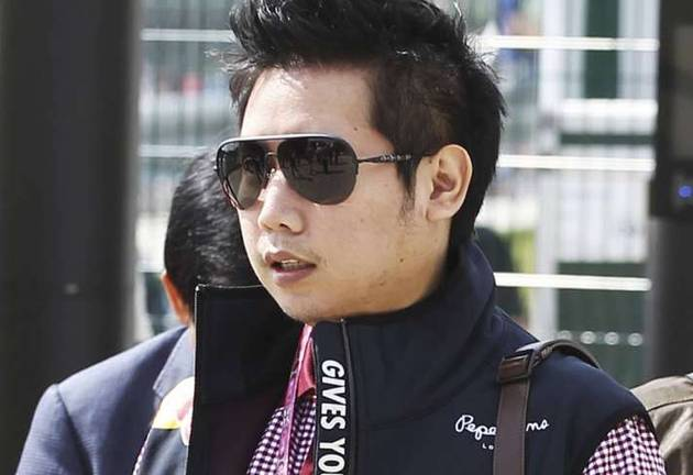 Thai Police Struggle To Locate Fugitive Red Bull Heir photo