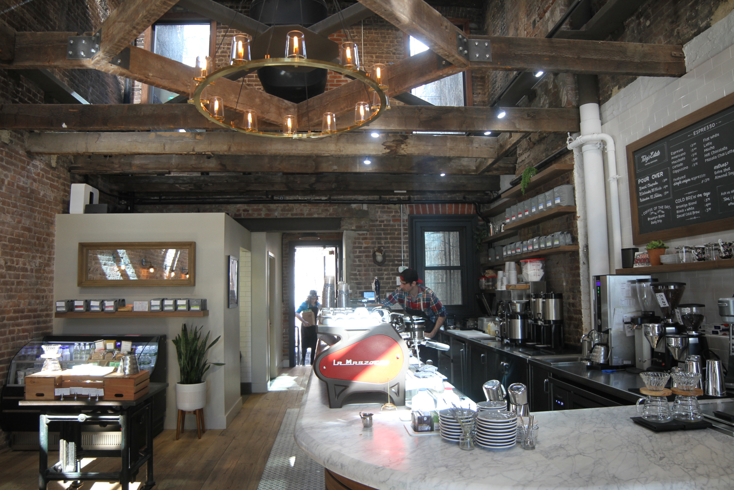 Inside The New Toby's Estate Cafe In Long Island City photo