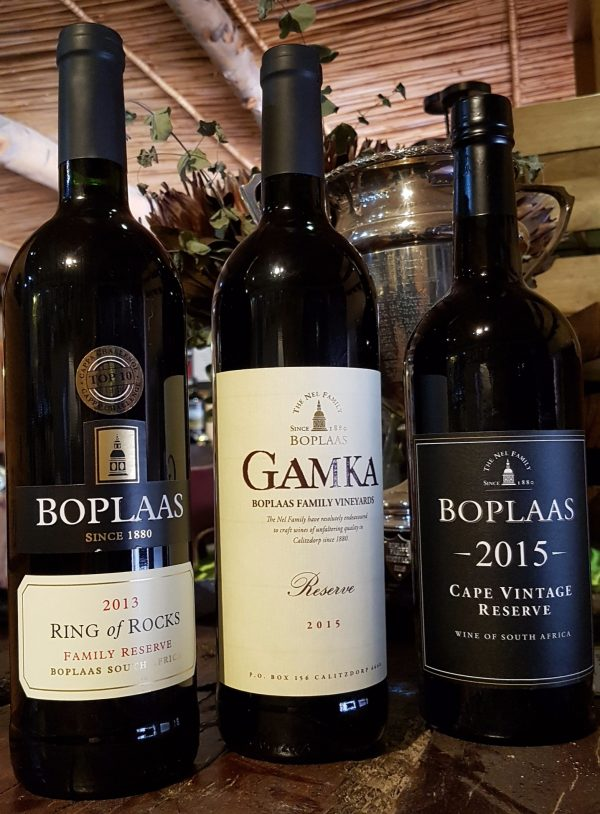 A hat-trick for Boplaas at Top 100 SA Wines 2017 photo