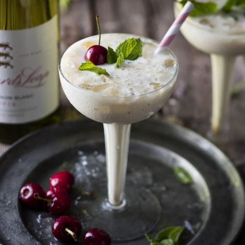 White Rabbit Wine Cocktail photo