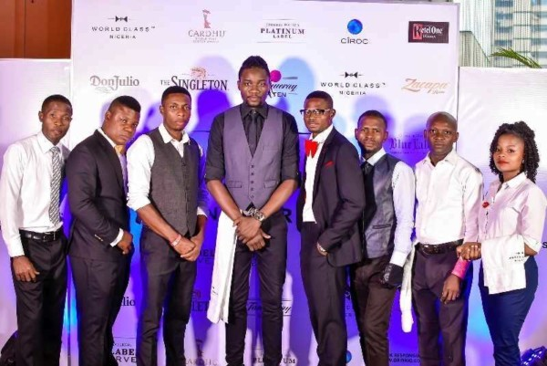 Winner Of The 2017 World Class Nigeria Bartender Competition photo
