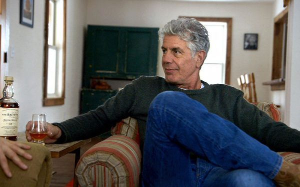 How to Drink Scotch Like Anthony Bourdain photo