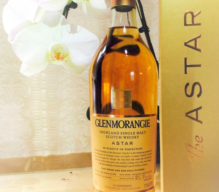 Whisky Review: Glenmorangie Astar photo