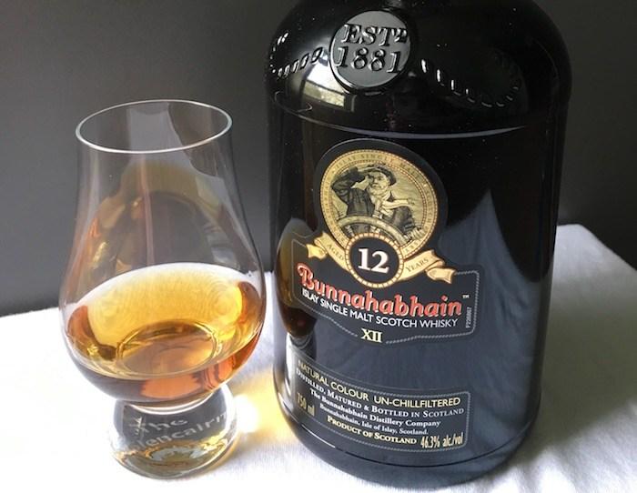 Whiskey Review: Bunnahabhain 12-year-old photo