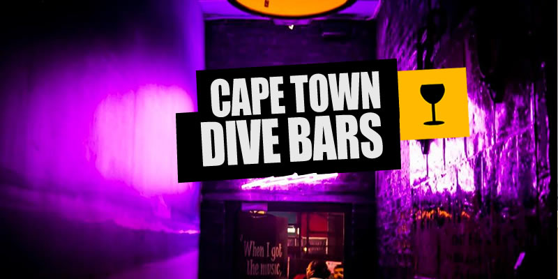 The Most Beloved Dive Bars in Cape Town photo