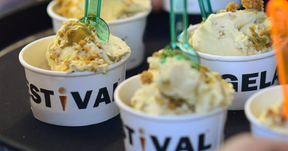 Attention All Ice Cream Heads: A Gelato Festival Is Coming To London Next Month photo