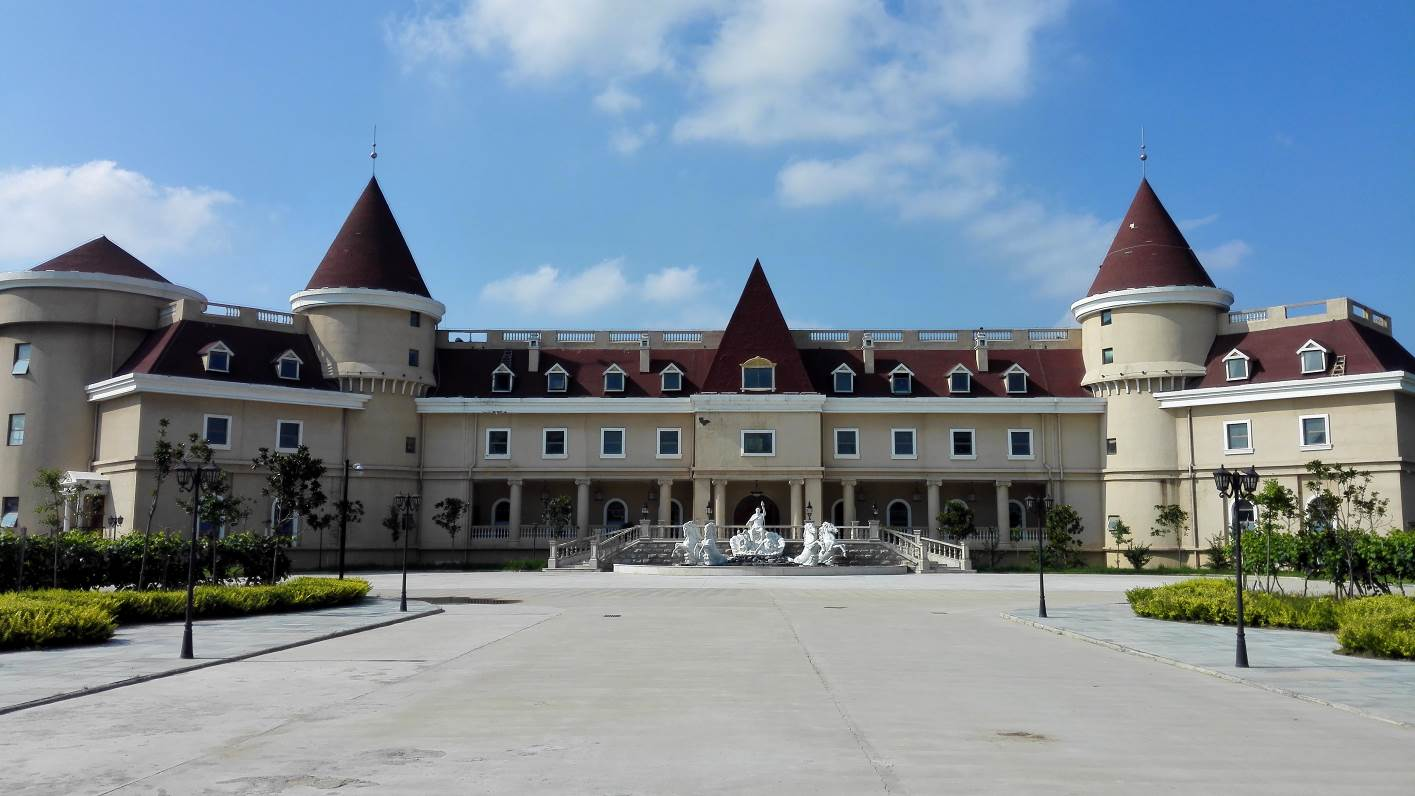 Australia?s Seppeltsfield Opens $75m Chateau In China photo
