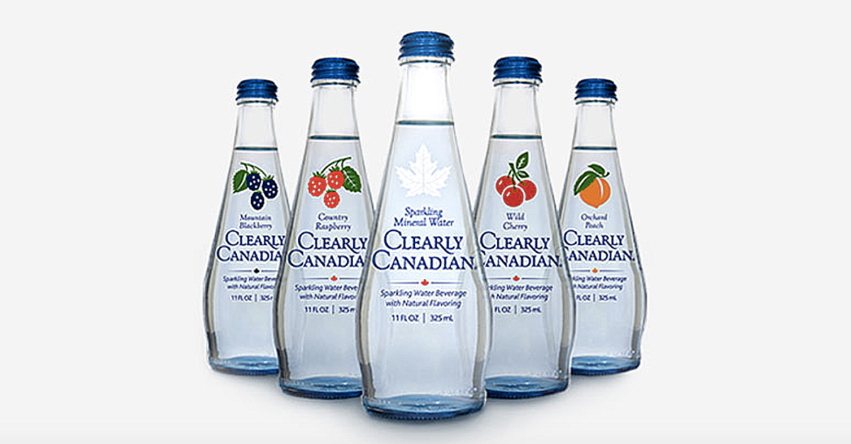 Three Cocktails To Make Now That Clearly Canadian Is Back photo