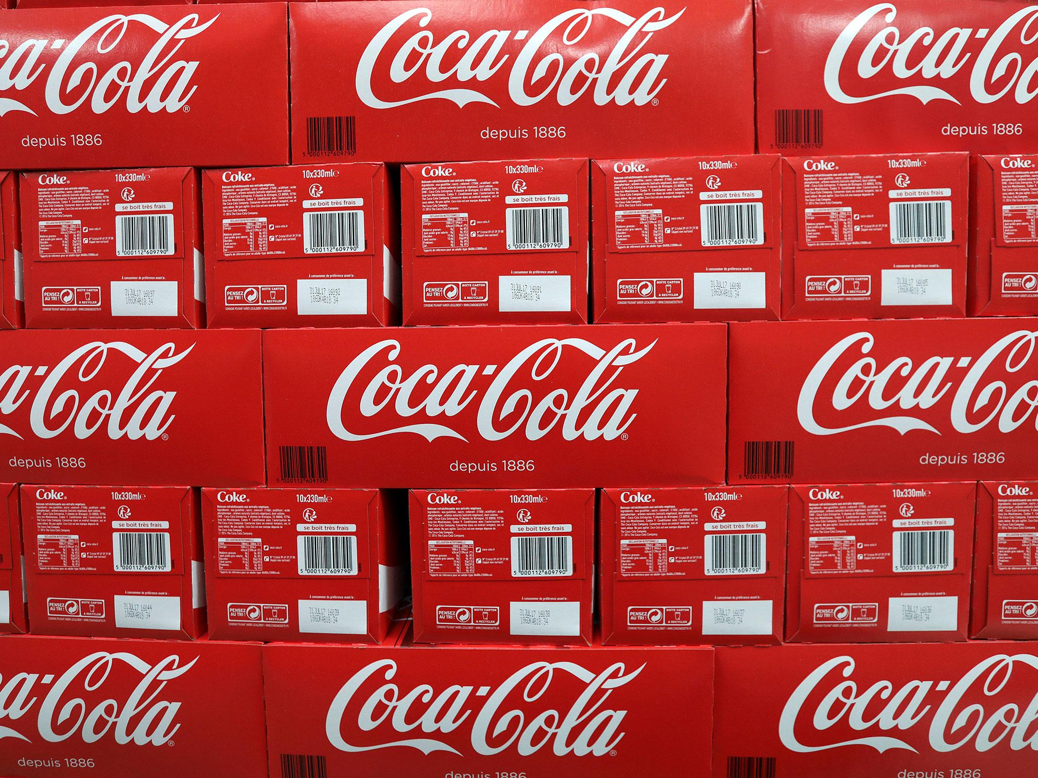 Coca-cola To Cut 1,200 Jobs As Consumers Turn Away From Sugary Drinks photo
