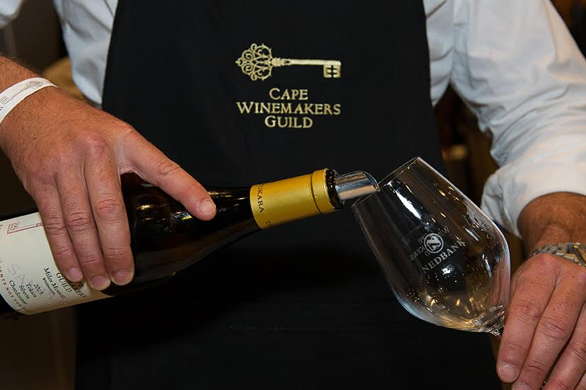 Nedbank Cape Winemakers Guild Auction Showcase offers wine treasure trove photo