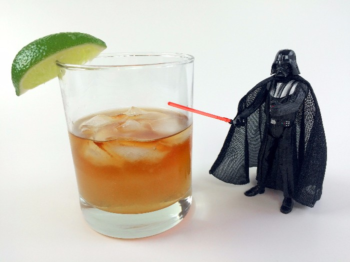 darthvader 3 Cocktails for International Star Wars Day