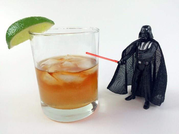 darthvader 3 Cocktails for International Star Wars Day