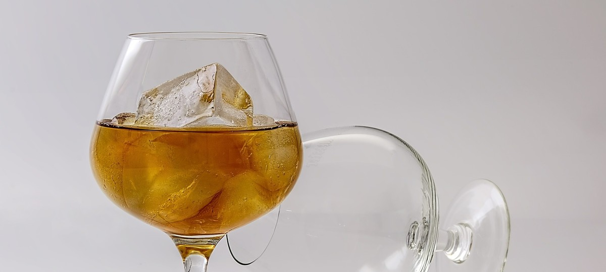 Cognac On The Rocks?, By Robert Whitley photo