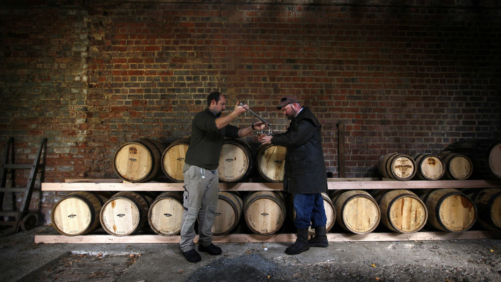 A Giant Alcohol Brand Is Awkwardly Flirting With The Maker Of Jack Daniel?s photo
