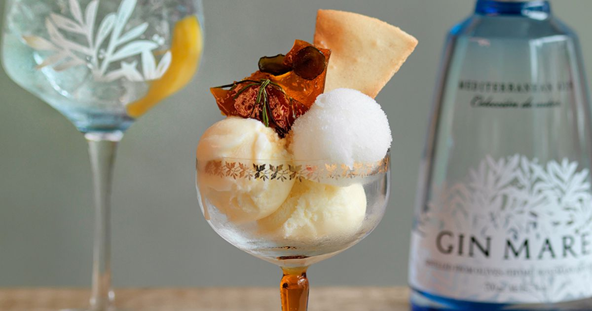 A Gin And Tonic Ice Cream Bar Is Coming To London For World Gin Day photo
