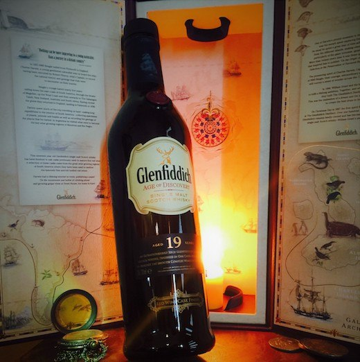Whisky Review: Glenfiddich Age Of Discovery Red Wine Cask Finish photo