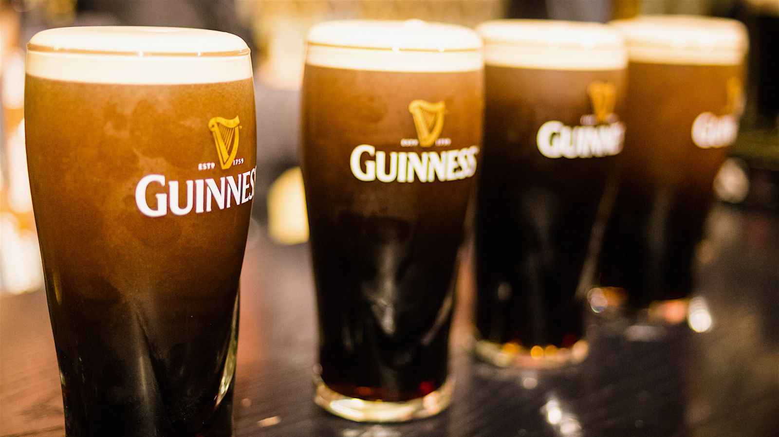Soon To Be Made Without Any Fish Guts, Guinness Is Going Vegan photo